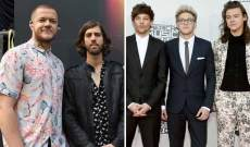 If Imagine Dragons win again at the 2019 Billboard Music Awards, they'll tie this One Direction record